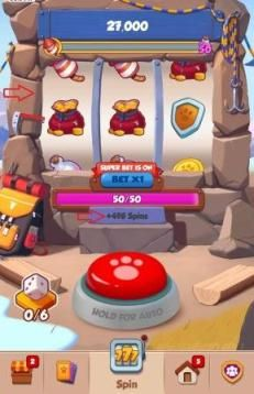 What is Pet Master Spins